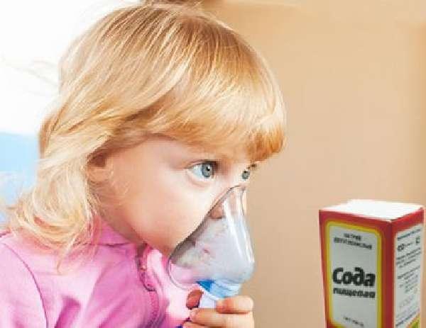 Ингаляции с содой в небулайзере: дозировка, как приготовить раствор