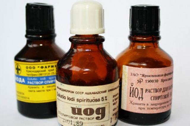 Йод от насморка: применение сетки, раствора для промывания и прогревания