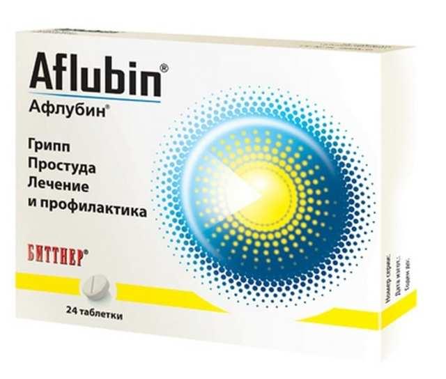«Афлубин» капли: инструкция по применению для детей, дозировка и аналоги