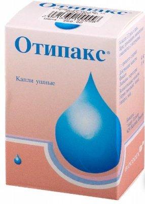 «Отирелакс» или «Отипакс»: что лучше и эффективнее, сравнение препаратов