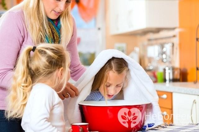 Как лечить гайморит в домашних условиях быстро у ребенка?