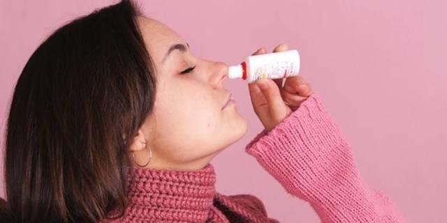 Спрей от гайморита (синусита) и насморка: названия лучших, эффективных