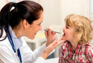Герпес в горле у ребенка и взрослого: как лечить, причины и симптомы