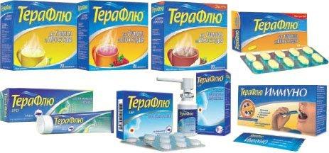 «Терафлю Лар»: инструкция по применению спрея и таблеток для горла, аналоги