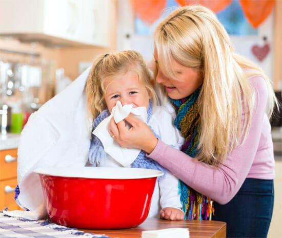 Масло туи при насморке у детей: инструкция и лечение
