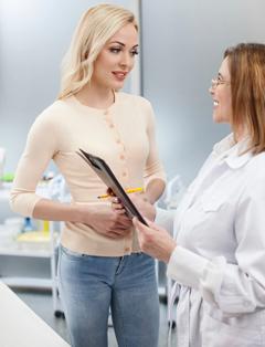 Цитологический анализ шейки матки