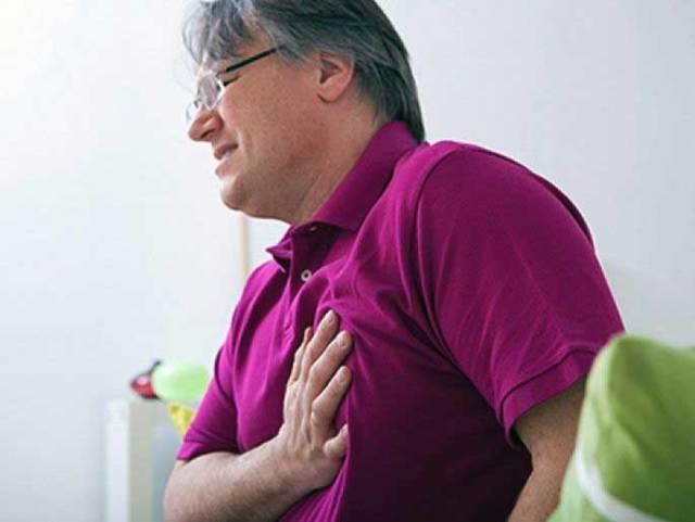 Одышка при сердечной недостаточности: виды и способы лечения