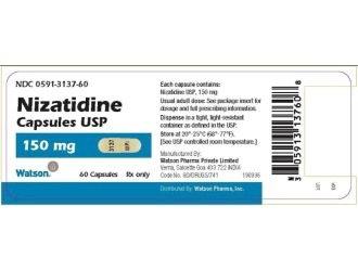 Низатидин: инструкция по применению, состав, цена, аналоги, отзывы пациентов