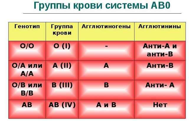 Как определить группу крови (как можно узнать ее): сыворотки, цоликлоны
