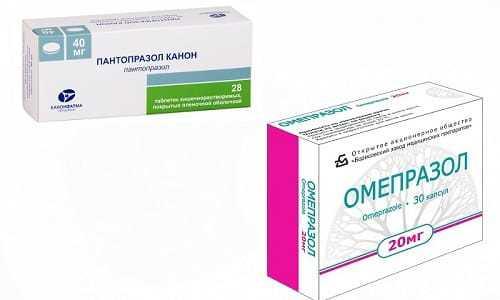Пантопразол или Омепразол: что лучше и в чем разница, отзывы врачей