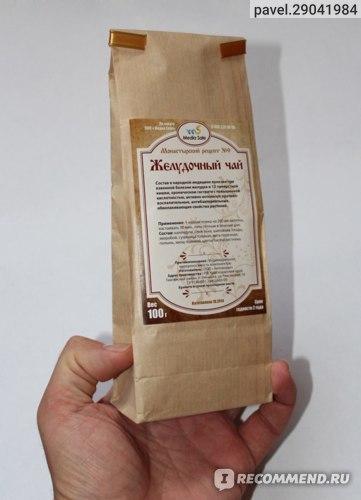 Монастырский желудочный чай: правда или развод, отзывы, цена в аптеке