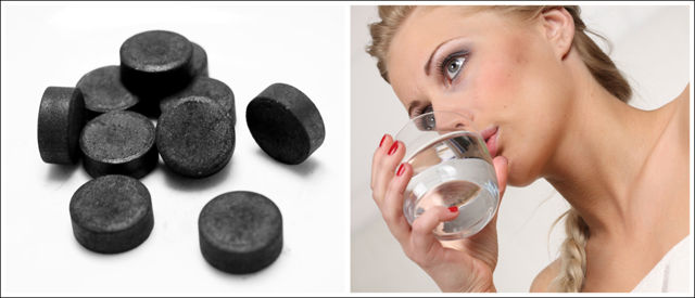 Активированный уголь при гастрите: фармакологические эффекты, отзывы