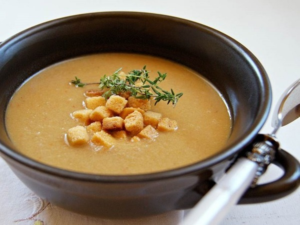 Супы при гастрите: рецепты первых блюд и важность их употребления