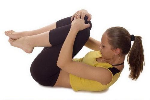 Упражнения при миоме матки