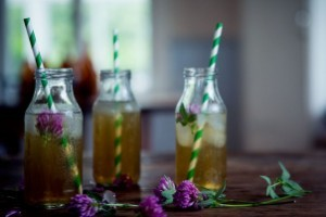 Настойка из клевера для сосудов на водке: чистка сосудов клевером