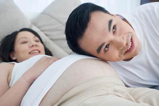 Позы для зачатия ребёнка