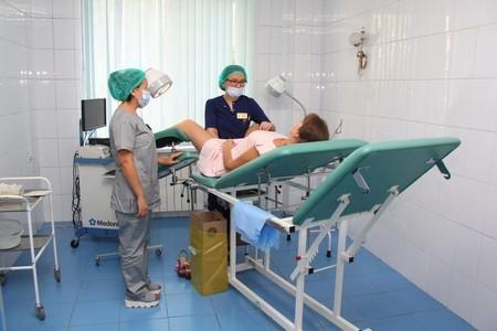 Хирургическое лечение миомы матки