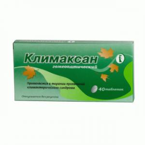Таблетки Климаксан