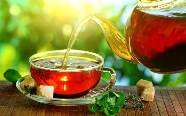 Чай при гастрите с повышенной кислотностью: какой пить, рецепты напитков